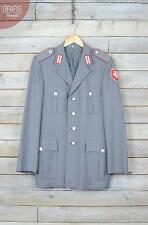 Vintage Gris Ejército Militar Americana (M)