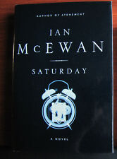 Saturday a novel by Ian McEwan 2005 HCDC - Iraq war time period