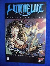 WITCHBLADE ORIGIN SPECIAL ~ MARC SILVESTRI ~1997 ~~