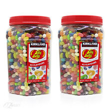 Kirkland Signature Jelly Belly Gourmet Jelly Beans 1.8kg x2 Original