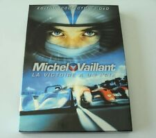 FILM AVENTURE ACTION : MICHEL VAILLANT - EDITION COLLECTOR 2 DVD - FORMULE 1