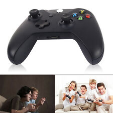 NEW Wireless Bluetooth 2.4GHz Game Controller Black For Xbox one or PC Laptop UK