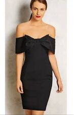 BNWT��Coast��Size 6 Phoebe Bardot Black Dress Wedding Cruise Races Cocktail XS