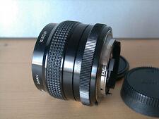 Kiron 28mm f2,8 für Nikon,superseltene Spitzenoptik!!!!