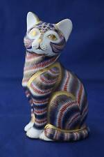 ROYAL CROWN DERBY CAT PAPERWEIGHT MMXII - NEW & BOXED