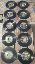"Lot of 15 45 rpm records.BEATLES.Philippines 7"".Will separate @ $25 each."