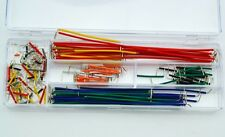 140pcs Solderless Breadboard Jumper Cable Wire Kit for Arduino
