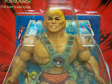 R0500513 HE-MAN MOTU 1982 MOC MINT SEALED CARD VINTAGE MASTERS OF THE UNIVERSE