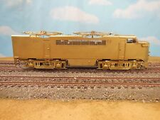 HO BRASS RAILWORKS PENNSYLVANIA E2B EXPERIMENTAL ELECTRICS LOCOMOTIVE