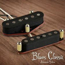 Tele Pickup set Fit Fender Telecaster AlNiCo5 magnets without cover on neck.