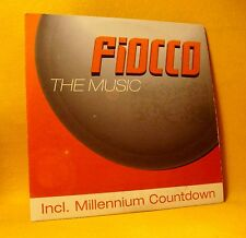 Cardsleeve Single CD Fiocco The Music 2TR 1999 Trance