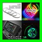COLORSHIFT LED Wheel Lights Rim Lights Rings by ORACLE (Set of 4) for MERCEDES 3