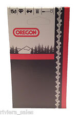 "GENUINE OREGON 91VXL CHAINSAW CHAIN / BLADE FOR MCCULLOCH 338 18"" 1.3mm 3/8"""