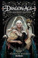 Dragon Age: The Masked Empire by Patrick Weekes (2014, Paperback)