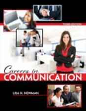 Careers in Communication by Lisa Newman (2012, Hardcover, Revised)