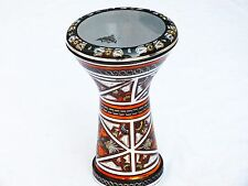 UNOSELL :: TURKISH  BEAUTIFUL PERCUSSION DOUMBEK DARBUKA WITH REMO HEAD !!!!!!!!