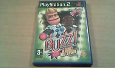 jeu playstation 2 buzz le quiz du sport