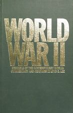 World War II : Crucible of the Contemporary World: Commentary and Readings...