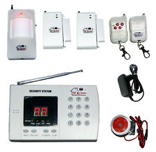 HOT Wireless 99zone Autodial Home Security Burglar Alarm System 02