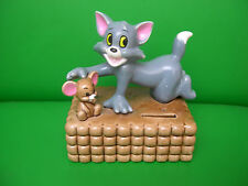 Tom and Jerry Bank Gorham Made in Japan © Metro Goldwyn Mayer Film Co. 1981.