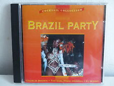 CD ALBUM Brazil party Charlie brown Girl from Ipanema .. 74321223522