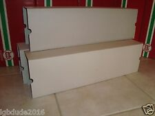 LGB 40820 MODERN HOPPER OUTER CARDBOARD SLEEVES WINDOW BOX PROTECTORS 3 PIECES!!