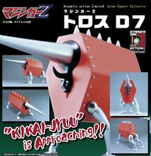 EVOLUTION TOY DYNAMITE ACTION NO.XX TOROS D7 MAZINGER Z NUOVO NEW