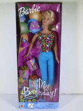 NIB BARBIE DOLL 2001 ITS MY BIRTHDAY
