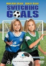 Switching Goals - Mary-Kate & Ashley Olsen [ DVD ], R4, LIKE NEW,Free Post..5811