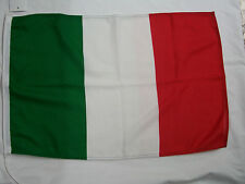 BANDIERA ITALIANA CM 40 X 60 PER SPIAGGE ALBERGHI RISTORANTI HOTEL SHOP ITALIA