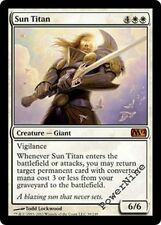 1 Sun Titan - White Magic 2012 m12 Mtg Magic Mythic Rare 1x x1
