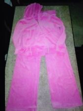 Small Juicy Couture Tracksuit Small Pink