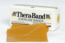 Thera-Band ® 5,50 m max. stark gold TheraBand Neu OvP