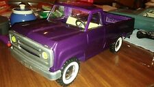 TONKA DODGE CUSTOM PICK UP MOPAR PURPLE TOY TRUCK