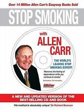 Stop Smoking with Allen Carr by Allen Carr (2016, Paperback)