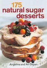 175 Natural Sugar Desserts-ExLibrary