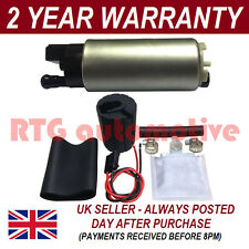 FOR TOYOTA STARLET TURBO IN TANK ELECTRIC FUEL PUMP REPLACEMENT/UPGRADE + KIT