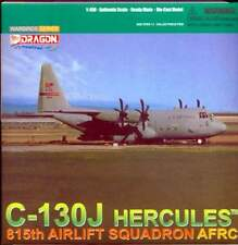 DRAGON WINGS C-130J HERCULES FLYING JENNIS 1:400 Diecast Plane Model 55719