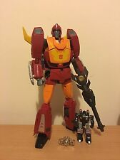 Hasbro Transformers Masterpiece Rodimus Prime! Toys R Us! Excellent Condition!