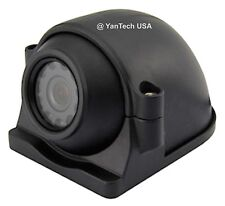 CCD COLOR SIDE VIEW CAMERAS-HIGH RESOLUTION 700TV LINE NIGHT VISION 4-PIN PLUG