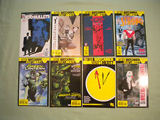 Y:The Last Man#1 Planetary#1 Swamp Thing#21 100 Bullets#1 DC SPECIAL EDITION LOT