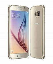 SAMSUNG Galaxy s6 sm-g920f 32gb Oro Platino Smartphone Sbloccato