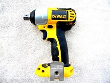 "New Dewalt DC820 18V 1/2"" W/ BELT CLIP Cordless Battery Impact Wrench  18 Volt"