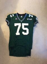 Tulane Universary Authentic GAme Worn Football Jersey  size 50