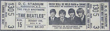 ♫ THE BEATLES 1966 repo Concert Tickets 11 different tickets listed ♫