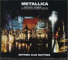 Metallica Nothing else matters (1999, & San Francisco SO/Kamen) [Maxi-CD]