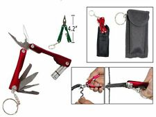 9 IN 1 MULTI FUNCTIONS MICRO PLIERS