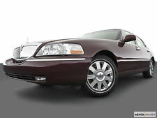 Lincoln : Town Car Executive Sedan 4-Door
