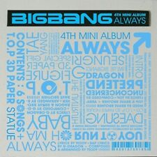BIGBANG - [Alawys] 1st Mini Album CD+Photo Book+Lyric Note Sealed K-POP YG Ent
