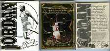 UDA Michael Jordan 22KT Gold 1993 NBA Finals Champion+BOX+COA LE#'d 23,000 Bulls